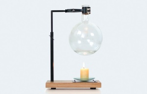 I love this oil burner from pagethirtythree.com