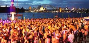 The Harbour Party - Sydney Gay and Lesbian Mardi Gras