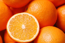 orange -  it's a great food AND oil!