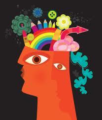 thinking....... pic via designthinkingworkshop2011.wordpress.com