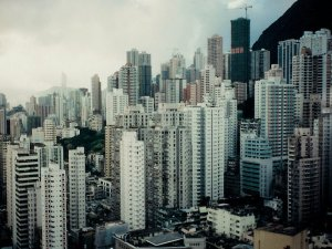 Hong Kong - a great city with loads of people living, working, surviving