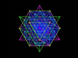 64 tetrahedron grid - a building block of the universe