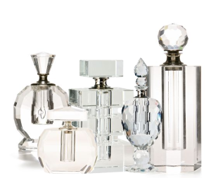 Gorgeous perfume bottles