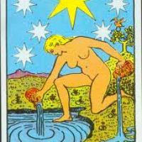 The Star – A Tarot Card Reading with Essential oils