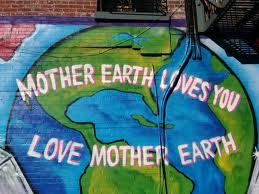 Mother Earth - NY street art