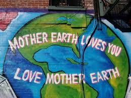Mother Earth - NY street art