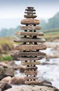 It's all about balance - pic via www.homelifesimplified.com.au