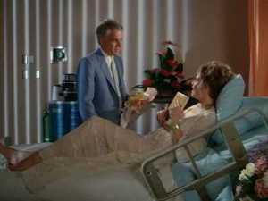 Dr Hfuhrurur and Delores in The Man with Two Brains pic via youtube.com