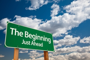 New beginnings make for a bit of fun - pic via simplyblessed.heartsdeesire.com