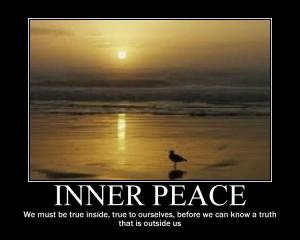 Inner peace - pic via spiritualclarity.wordpress.com