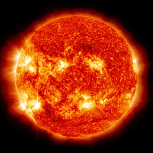 Our beautiful sun - pic via nasa.gov