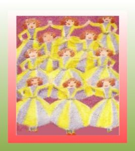 11 ladies dancing - pic via www.ffmcontheweb.com