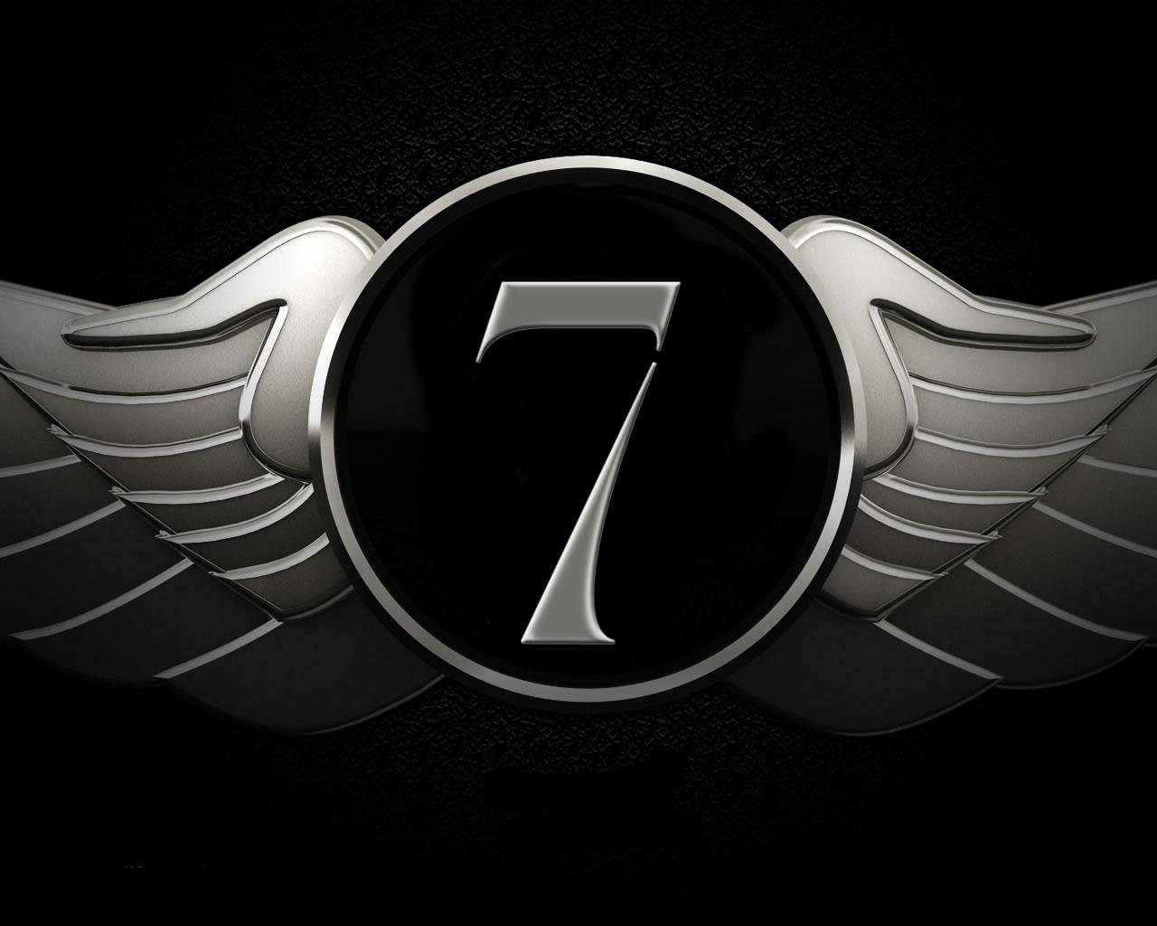 7, yedi, seven