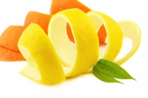 Orange And Lemon Peels - pic via www.mindbodygreen.com