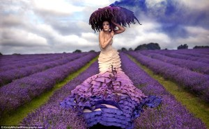 Lavender will always be stylish!