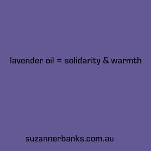 ah lavender!