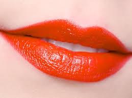 Mandarin lips! pic via www.beautezine.com