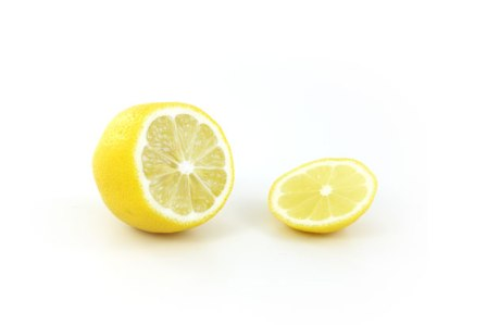 Lemon - gorgeous simplicity