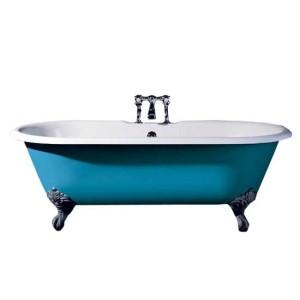 A bath can be so luxurious! pic via www.housetohome.co.uk