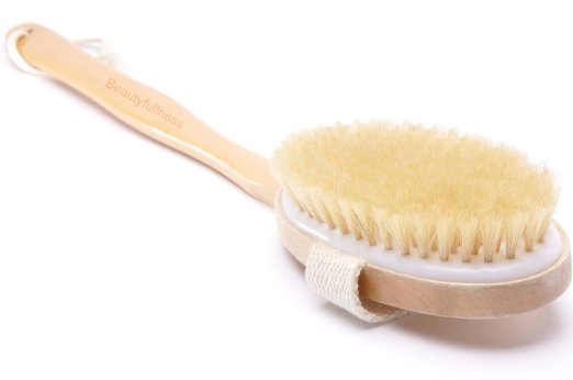 The best dry brushes are made from plant fibres and  have detachable arms -  pic via amazon.com
