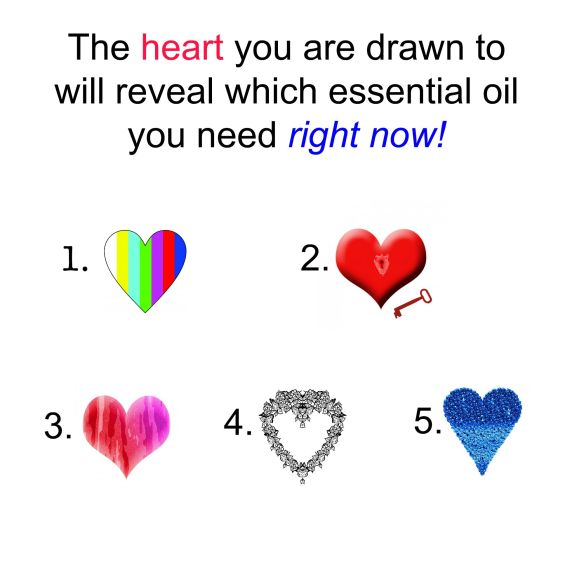 Hearts and oils