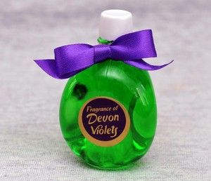 The sweet little perfume Devon Violets