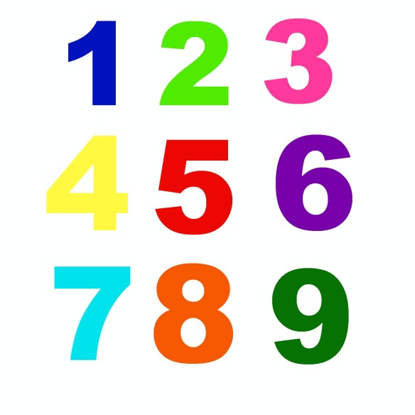 numbers - which one are you this year?