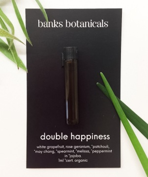 double happiness sample
